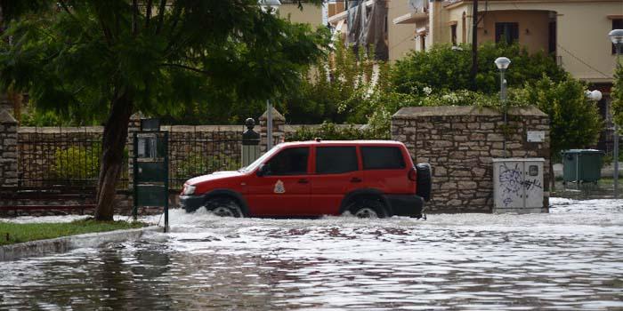 Μεσολόγγι - Κώστας Λύρος: Τα αίτια των πλημμυρών θα διερευνηθούν σε βάθος