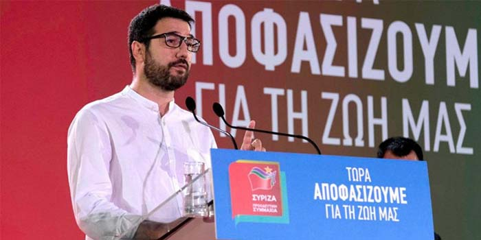 Ο Νάσος Ηλιόπουλος είναι και επίσημα ο νέος εκπρόσωπος Τύπου του ΣΥΡΙΖΑ- Ποιοι είναι οι αναπληρωτές του