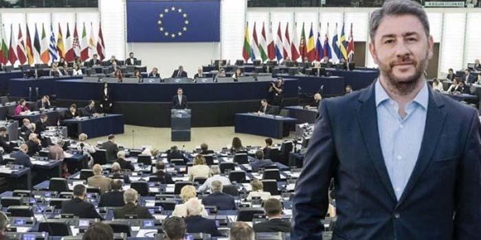 Νίκος Ανδρουλάκης*: Αδιανόητο να πωλούνται στην Τουρκία όπλα που μπορούν να χρησιμοποιηθούν εναντίον μας [Βίντεο]