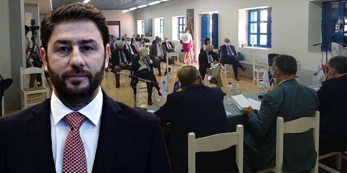 Μείωση των προενταξιακών κονδυλίων της Τουρκίας παρουσίασε ο Νίκος Ανδρουλάκης