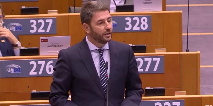 Νίκος Ανδρουλάκης*: Ρωγμές στην εξωτερική πολιτική μας ενισχύουν το θράσος του Ερντογάν