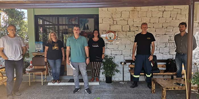 Δήμος Βριλησσίων: Ευρεία σύσκεψη για τη λήψη μέτρων εν όψει κακοκαιρίας – 24ωρη κάλυψη για τους πολίτες σε περίπτωση έκτακτης ανάγκης
