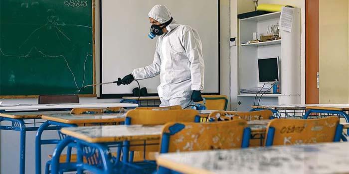 Λίγο μετά το πρώτο κουδούνι, αυτά είναι τα σχολεία που παραμένουν κλειστά, μέχρι τώρα, λόγω κορονοϊού.