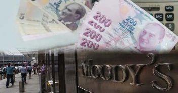 «Σφαλιάρα» Moody's στην Τουρκία: Την Υποβάθμισε από Β1 σε B2 με αρνητική προοπτική της οικονομίας