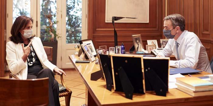 Έκπληξη: Ο Μητσοτάκης προτείνει για την ηγεσία του ΟΟΣΑ την Άννα Διαμαντοπούλου