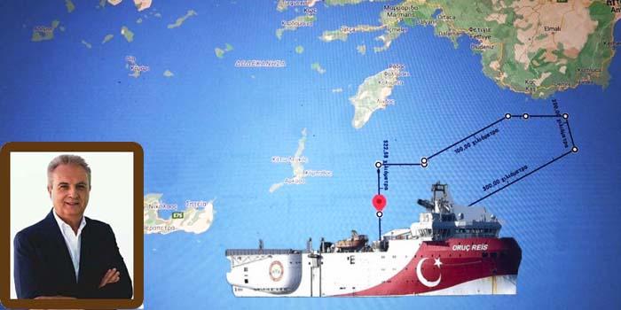Γιάννης Μαγκριώτης*: Τουρκία βγάζει Navtex, εμείς αντί-Navtex και περιμένουμε το Δεκέμβρη
