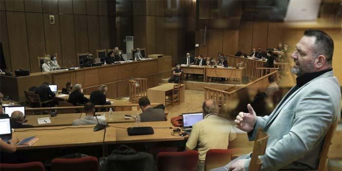 H ΕΛ.ΑΣ. απαγόρευσε τη συγκέντρωση της Χρυσής Αυγής έξω από το Εφετείο