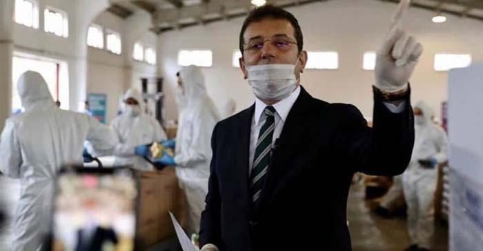 Στο νοσοκομείο με κορονοϊό ο δήμαρχος Κωνσταντινούπολης Εκρέμ Ιμάμογλου [Βίντεο]