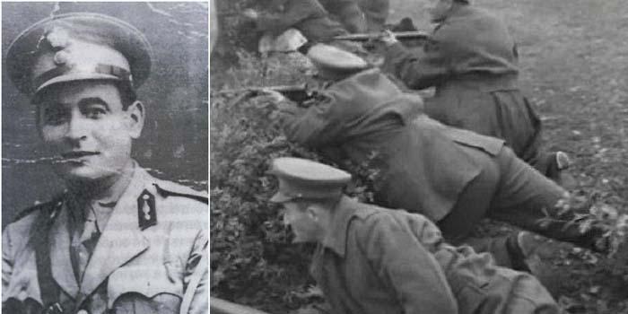 Καλημέρα με πρόσωπα και γεγονότα της Μεσσηνίας - Σαν σήμερα……15 Οκτωβρίου 1943. Σκοτώθηκε ο Ταγματάρχης Ιωάννης Ζερβόπουλος