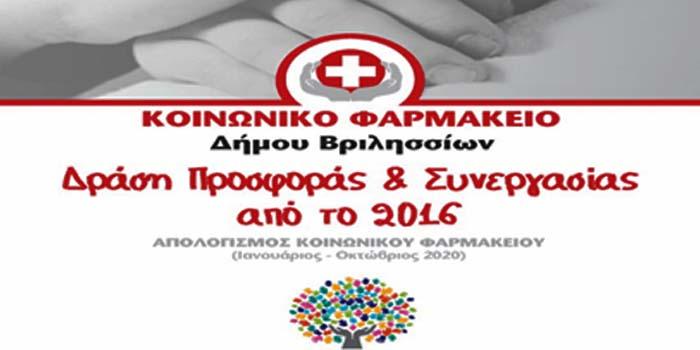 Κοινωνικό Φαρμακείο Δήμου Βριλησσίων: Δράση Προσφοράς και Συνεργασίας