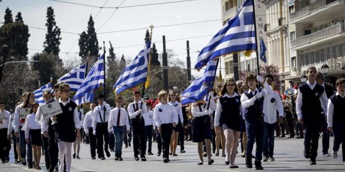 Στέλιος Πέτσας: Φέτος δεν θα πραγματοποιηθούν παρελάσεις στις 28 Οκτωβρίου, λόγω του κορονοϊού