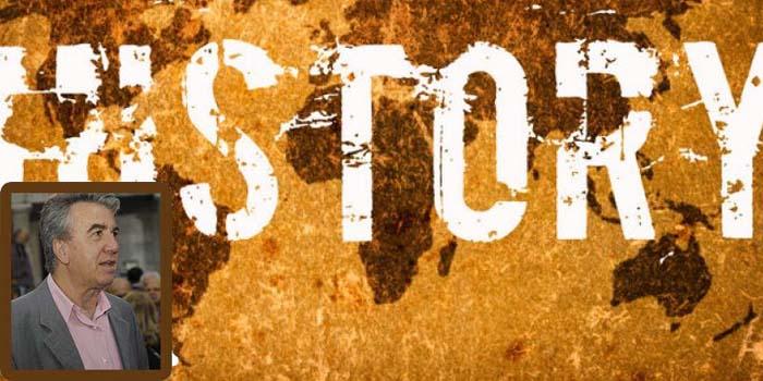 Νίκος Τσούλιας: Μήπως πρέπει να μαθαίνουμε καλά την ιστορία μας;