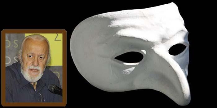 Νότης Μαυρουδής: Μάσκες και προσωπεία γενικώς