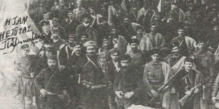 Καλημέρα με πρόσωπα και γεγονότα της Μεσσηνίας -Σαν σήμερα……10 Οκτωβρίου 1925 - Πέθανε ο ήρωας της Ηπειρωτικής Εκστρατείας Πάνος Δικαιάκος