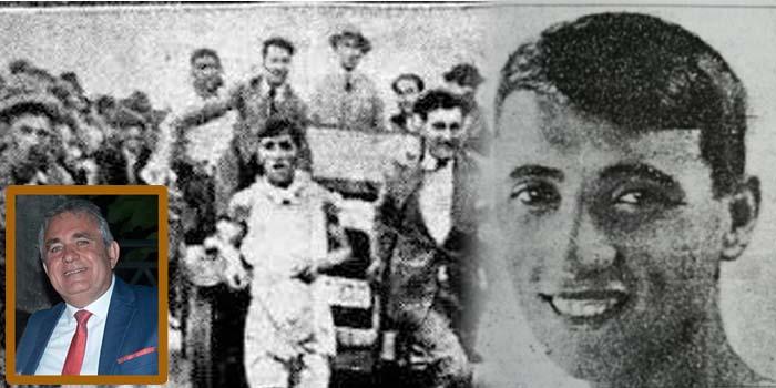 Τάσος Αποστολόπουλος: Η άγνωστη ιστορία ενός μεγάλου Αρκά αθλητή