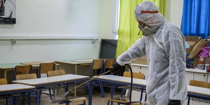 152 κλειστά σχολεία ή τμήματα λόγω κορονοϊού - Η σημερινή λίστα του υπουργείου Παιδείας
