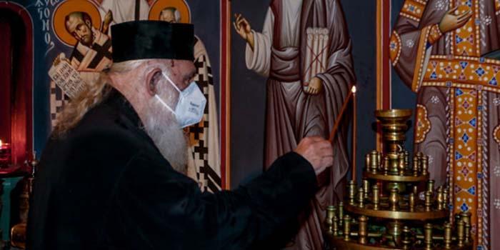Ο Αρχιεπίσκοπος Ιερώνυμος: Φοβήθηκα και πόνεσα πολύ - Τηρήστε ευλαβικά τους κανόνες και τα μέτρα