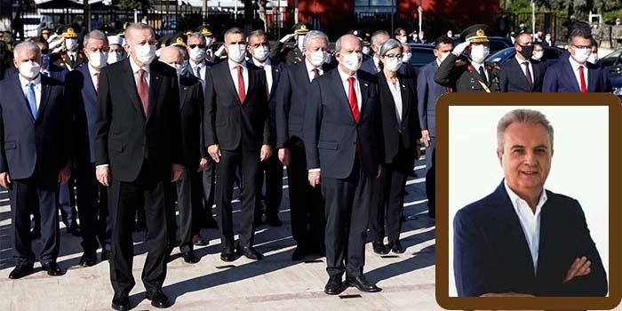 Γιάννης Μαγκριώτης*: Για την επίσκεψη Ερντογάν στα κατεχόμενα της Κύπρου