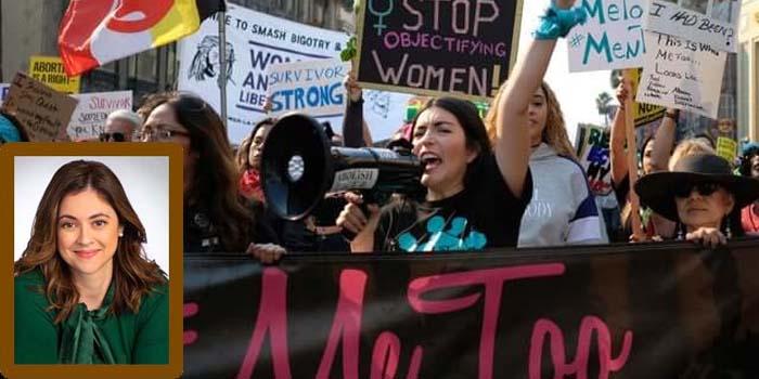 Ζέφη Δημαδάμα*: Θα στείλουν οι γυναίκες τον Ντόναλντ Τραμπ σπίτι του;