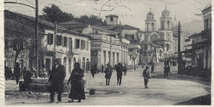 Καλημέρα με πρόσωπα και γεγονότα της Μεσσηνίας - Σαν σήμερα……16 Νοεμβρίου 1906 ξεκινά η κατασκευή του δρόμου για την Υπαπαντή