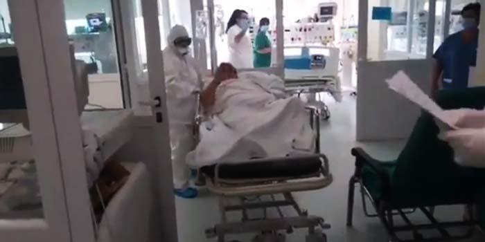 Κορονοϊός: «Ασφυξία» στο ΕΣΥ - 443 διασωληνωμένοι, 63 θάνατοι και 2.422 κρούσματα