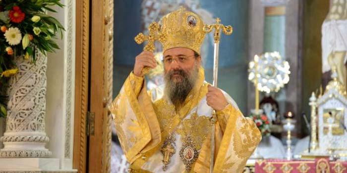 Μητροπολίτης Πατρών κ. Χρυσόστομος: Ο Άγιος Ανδρέας θα είναι στο σπίτι σας, στο τραπέζι σας