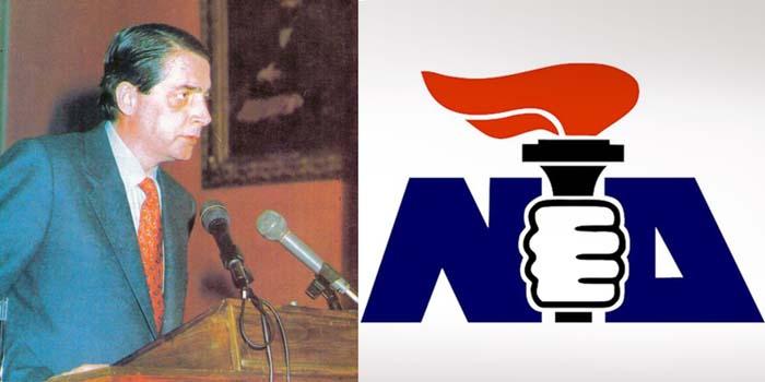 Καλημέρα με πρόσωπα και γεγονότα της Μεσσηνίας - Σαν σήμερα……28 Νοεμβρίου 2000 πέθανε ο Μεσσήνιος πολιτικός Ν. Αναστασόπουλος