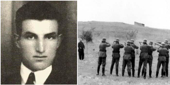 Καλημέρα με πρόσωπα και γεγονότα της Μεσσηνίας -Σαν σήμερα……2 Νοεμβρίου 1943 εκτελέστηκε ο Γαβριήλ Παναγόπουλος