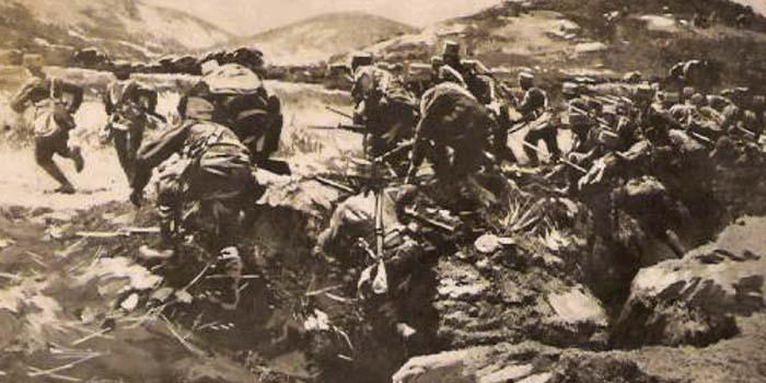 Καλημέρα με πρόσωπα και γεγονότα της Μεσσηνίας – Σαν σήμερα……3 Νοεμβρίου 1921 σκοτώθηκε ο Λοχαγός Γ. Φουρτούνης