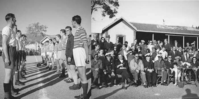 Καλημέρα με πρόσωπα και γεγονότα της Μεσσηνίας - Σαν σήμερα……5 Νοεμβρίου 1944. Ένας ποδοσφαιρικός αγώνας στην καρδιά του εμφυλίου