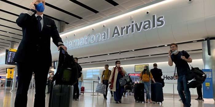 Τέλος οι πτήσεις από Βρετανία προς Ελλάδα, από τα μεσάνυχτα της Δευτέρας και μετά