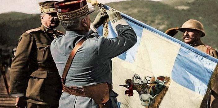 Καλημέρα με πρόσωπα και γεγονότα της Μεσσηνίας - Σαν σήμερα……7 Δεκεμβρίου 1919 αυτοκτόνησε ο Λοχαγός Παναγέας Επαμεινώνδας