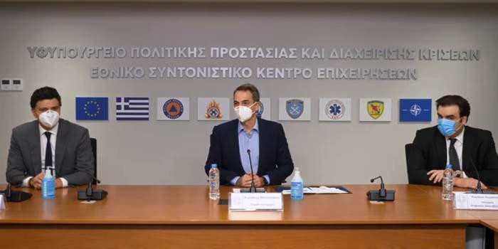 Κυρ. Μητσοτάκης: Στις 26 Δεκεμβρίου το εμβόλιο θα είναι στη χώρα μας και στις 27 ξεκινάμε τους εμβολιασμούς