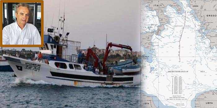 Γιάννης Μαγκριώτης*: Τα 12 μίλια των χωρικών υδάτων στο Ιόνιο, και μια σύγκριση των ψαριών τους με τα ψάρια των χωρικών υδάτων της Βρετανίας