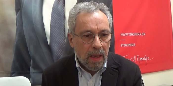 Γιώργος Ελενόπουλος: Το ζητούμενο είναι η προοδευτική απάντηση στη συντήρηση και τον πλατειασμό