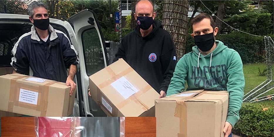 Δήμος Βριλησσίων: Παραλαβή επιπλέον 11.000 μασκών από την ΚΕΔΕ για τους μαθητές και εκπαιδευτικούς