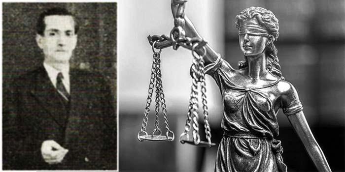 Καλημέρα με πρόσωπα και γεγονότα της Μεσσηνίας - Σαν σήμερα……3 Δεκεμβρίου 1964 πέθανε ο Δικαστής Αντώνης Στυλιανέας