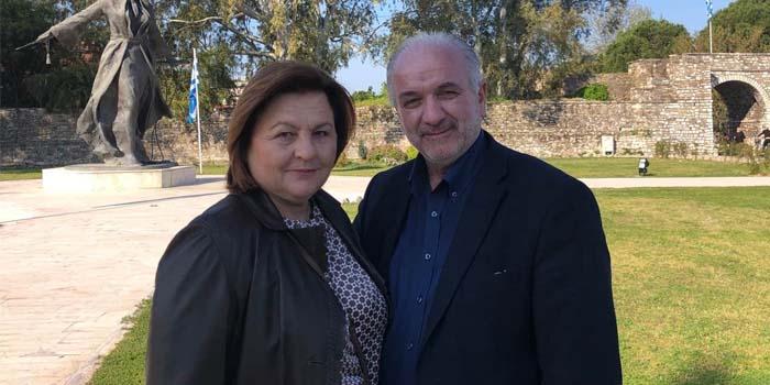 Ι.Π. Μερσολογγίου: H Ελπίδα Δρόσου αναλαμβάνει τα ηνία της κοινωφελούς