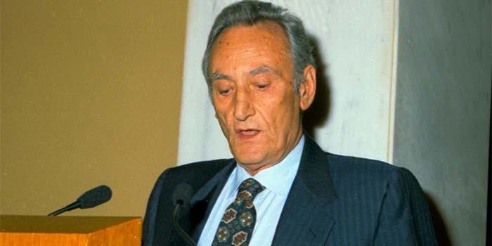Καλημέρα με πρόσωπα και γεγονότα της Μεσσηνίας - Σαν σήμερα……8 Δεκεμβρίου 2004, πέθανε ο Υπουργός Ιωάννης Μπούτος