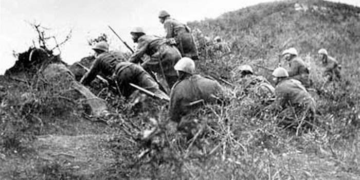 Καλημέρα με πρόσωπα και γεγονότα της Μεσσηνίας - Σαν σήμερα……27 Δεκεμβρίου 1940, σκοτώθηκε ο Παναγιώτης Βέργης
