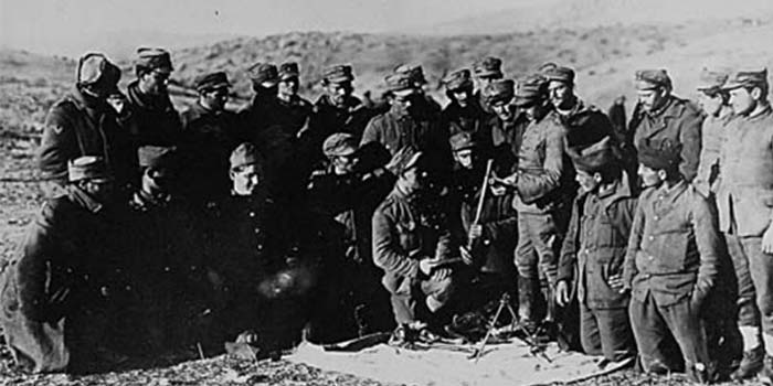 Καλημέρα με πρόσωπα και γεγονότα της Μεσσηνίας - Σαν σήμερα……6 Δεκεμβρίου 1929 πέθανε ο Υποστράτηγος Γεώργιος Παπαγεωργίου