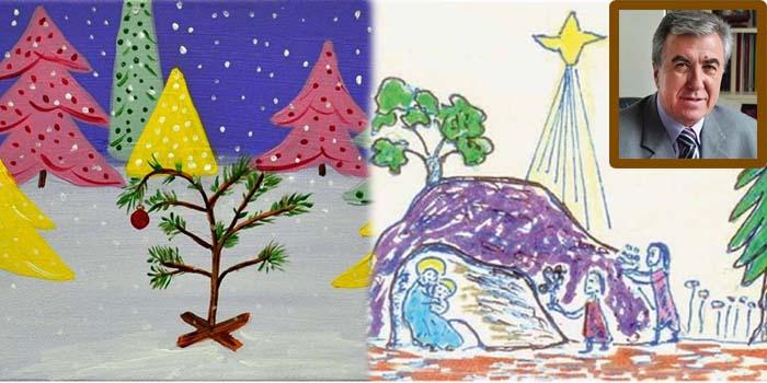 Νίκος Τσούλιας: Το δέντρο που στολίζαμε…