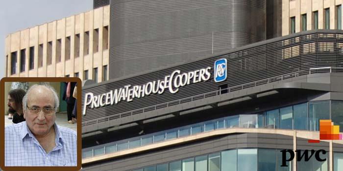 Νικήτας Κάλφας*: Δυστυχώς γι' αυτούς, η PriceWaterhouseCoopers είναι διεθνούς φήμης ελεγκτική εταιρεία