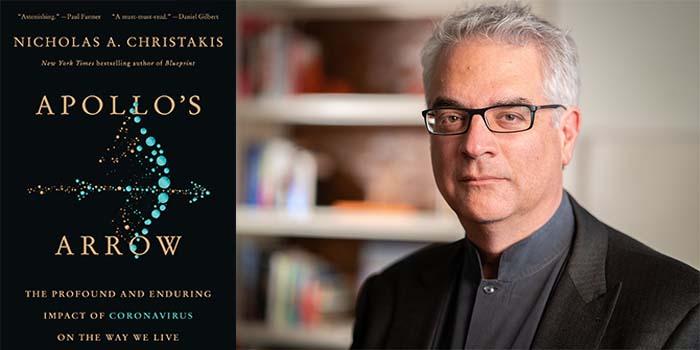 Νικόλας Χρηστάκης-Πανεπιστήμιο Γέιλ: Μετά την πανδημία έρχεται καταναλωτισμός, σεξουαλική απελευθέρωση, απομάκρυνση από θρησκεία