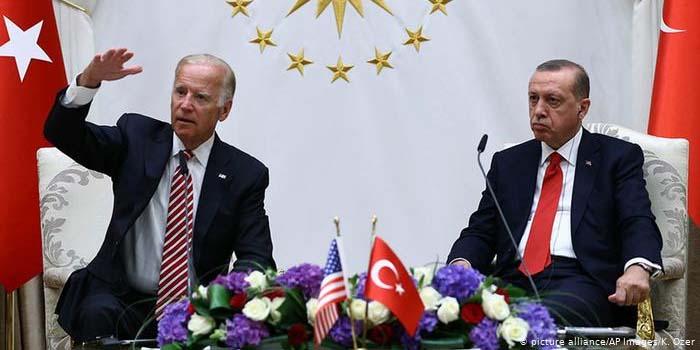 Forbes: Τι θα κάνει ο Μπάιντεν για τον πρόεδρο της Τουρκίας Ρετζέπ Ταγίπ Ερντογάν;