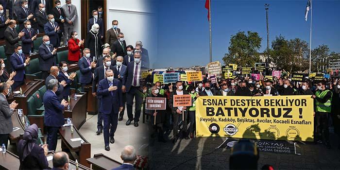 NY Times: Σε πτωτική πορεία, ο Ερντογάν και η τουρκική οικονομία - Δύσκολη η επανεκλογή του
