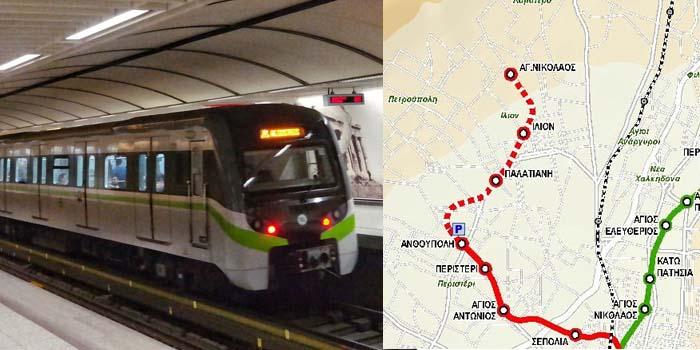 Μετρό: Ποιοι είναι οι τρεις νέοι σταθμοί της επέκτασης της Γραμμής 4 που μπαίνουν στα «σκαριά»