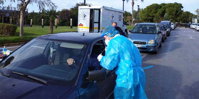 Κορονοϊός: 1.245 rapid tests την Κυριακή στην Αττική, 19 θετικά - Που θα γίνουν τα επόμενα τεστ