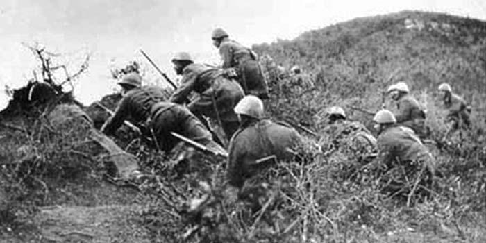 Καλημέρα με πρόσωπα και γεγονότα της Μεσσηνίας - Σαν σήμερα……1 Ιανουαρίου 1941. Αυτοκτόνησε στο αλβανικό μέτωπο ο Βασίλειος Χαρίτος