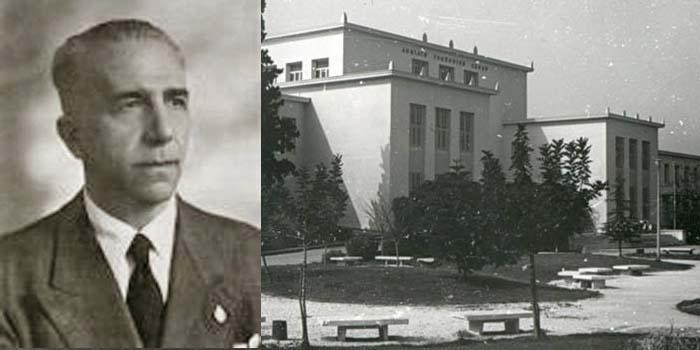 Καλημέρα με πρόσωπα και γεγονότα της Μεσσηνίας - Σαν σήμερα……11 Ιανουαρίου 1964. Πέθανε ο ακαδημαϊκός Βάσος Κριμπάς